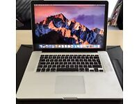 "Apple MacBook Pro 15"" i5 Laptop - Boxed & Accessories"