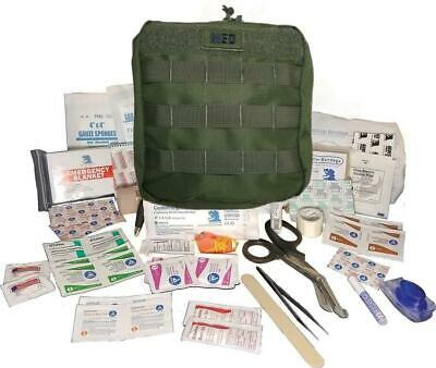 Elite First Aid First Aid New First Aid Field Surgical Kit 80122BK
