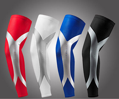 Outdoor Sport Basketball Gear Support Stretch Arm Sleeve Compression Elbow Pad