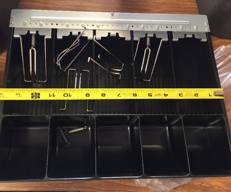 5 Coin Cash Drawer Tray- Factory New