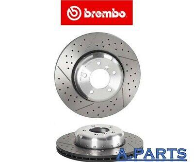 2x BREMBO Bremsscheibe Bremsscheiben Satz Bremsen BREMBO XTRA LINE Hinten Vorne