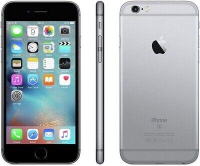 "NEW Apple iPhone 6S 4G 4.7"" Smartphone 32GB Unlocked Sim-Free iOS - Space Grey"