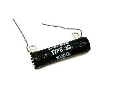 Irc 6510 Type 2c Resistor 1000 Ohms 20 W