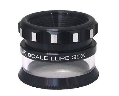 PEAK / HIGH QUALITY SCALE LOUPE - 30x 7mm / 2037 / MADE IN JAPAN