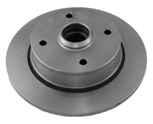 Disc Brake Rotor Front Uquality 54123