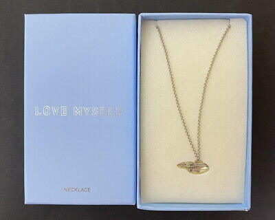 BTS-OFFICIAL UNICEF LOVE MYSELF NECKLACE