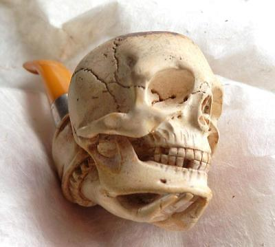 The Real Deal antique meer skull