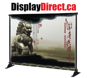 IMPACT 3-IN-1 MEDIA WALLS | TABLE TOPS | BANNER STANDS
