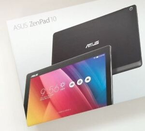New Open Box ASUS ZenPad 10 +Case Cover USB Keyboard