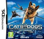 Cats and Dogs the Revenge of Kitty Galore (Nintendo DS