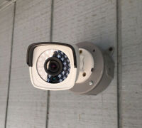 Security Camera Installation, Licensed Electrician, Alarm
