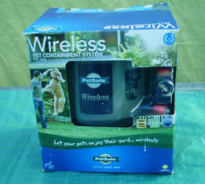 Petsafe Wireless Dog Containment System
