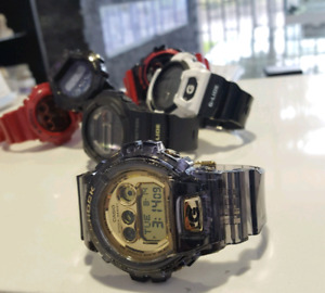 SUPER SALE G-SHOCK, NIXON WATCHES, JEWELLERY AND MORE!!