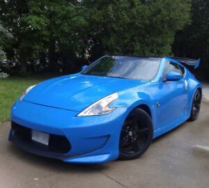 2009 Nissan 370Z Premium Coupe (2 door)