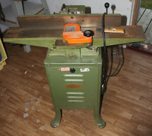 Busy Bee JOINTER for Sale with Spare Blades