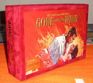 Gone With the Wind: Ultimate Collector's Edition 6 dvd set