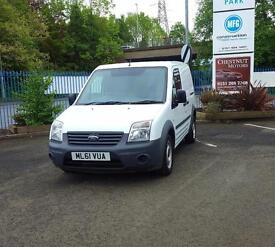 Ford Transit Connect 1.8TDCi 2011 T200 SWB Van In White