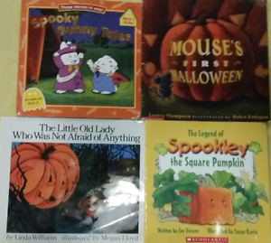 Various holiday books