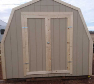 Well built shed made to last