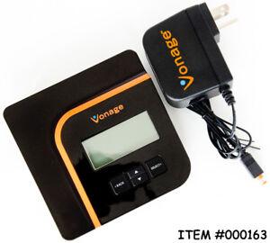 USAGÉ – Adaptateur téléphonique Vonage VOIP / Voice over IP