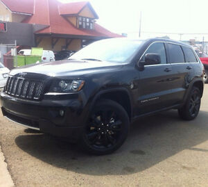 2012 Jeep Grand Cherokee Altitude SUV, Crossover