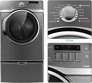 Samsung front load dryer 7.4 cu. ft.