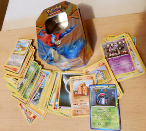 Pokemon Card Game lots Mini Albums, Tin,  or Pogs
