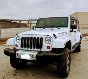 2011 JEEP WRANGLER UNLIMITED RUBICON 4 DOOR