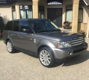 2007 Range Rover Sport Supercharged (Fully Loaded)