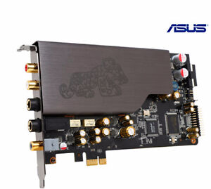 ASUS ESSENCE STX II 24-bit 192KHz PCI Express x1 Interface Hi-Fi