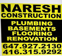 Naresh Construction - FREE QUOTE