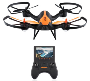Virhuck T905F 5.8G FPV Drone with 720P HD Camera 5.8Ghz Monitor