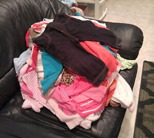 Girls' Baby Clothes (6-12 mos)