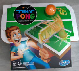 Brand New Tiny Pong Activity Game