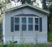 2013 Mobil Home To Be Moved - REDUCED TO $85,000!!