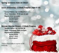 Spring Sessions on SALE!