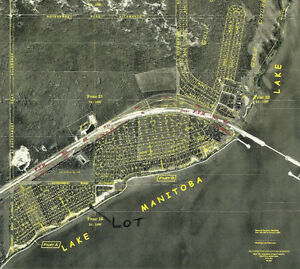 Manitoba Narrows Lakefront Lot : Lot 23, Part A, Block 5