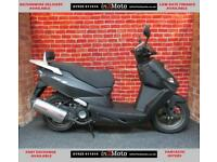 DAELIM S1 125cc SCOOTER WITH ONLY 2 MILES ON THE CLOCK