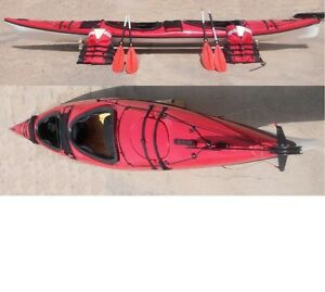Kayak - Fiberglass Double New.