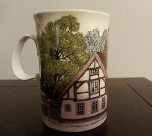 Bone China Mug -Vintage,GREAT GIFT! ex con