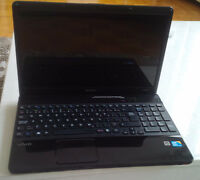 SONY VAIO As is for Parts - Core i5
