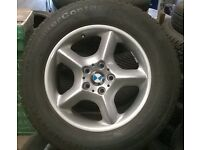 BMW Wheels & Winter Tyres 235/65/R17