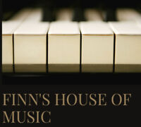 Finn's House of Music - Piano, Guitar, Vocal and Ukulele Lessons