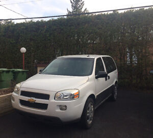 2007 Chevrolet Uplander SPORTS VAN (7 Seats & Low Km)