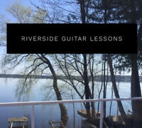 Riverside Guitar Lessons - All Ages & Levels