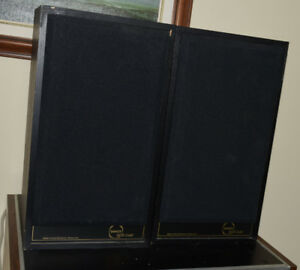 Tannoy M20 Gold speakers.