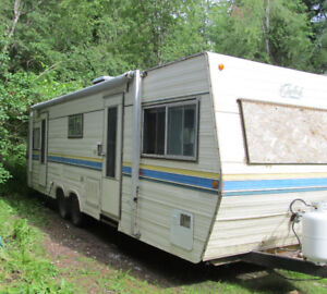 28' Travel Trailer Skylark Renovated