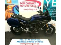 YAMAMA MT-09 TRACER GT, 2018(18), 1 OWNER, 8,375 MILES, FSH, GREAT BIKE, £8395