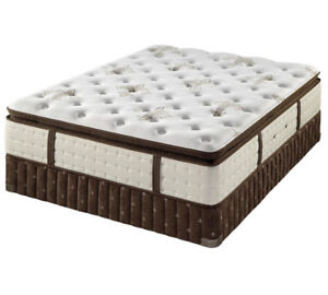 "MATTRESS KING - QUEEN SIZE 2"" PILLOW TOP MATTRESS FOR $199 ONLY"