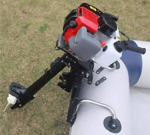 3.5HP Marine Petrol Outboard Engine Motor Fishing Boat Kayak Athelstone Campbelltown Area Preview